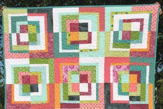 Quartered-squares