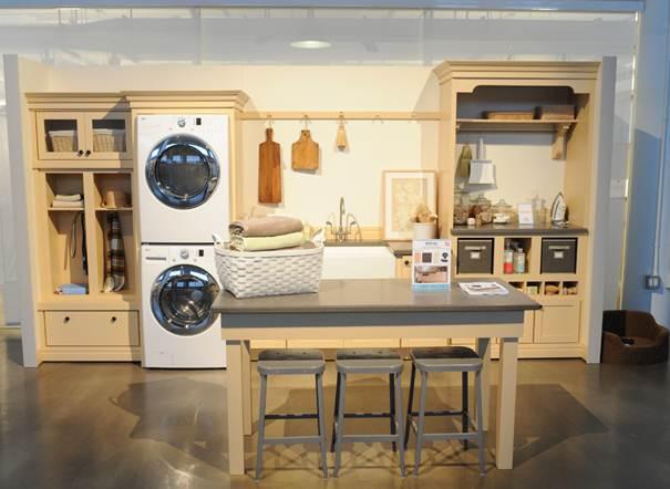 Maidstone Laundry Room