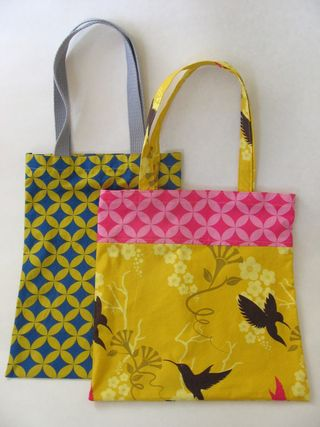 Easy bag sewing tutorial
